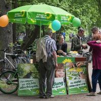 Grüne Leipzig: Grün lebt vom mitmachen!